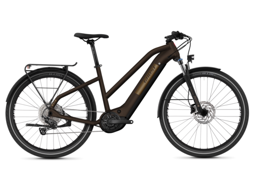 e bike trekking ghost bikes square trekking advanced