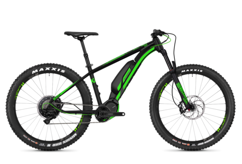 Hyb Kato S6.7+ AL Mountainbike Fahrrad Fully GHOST