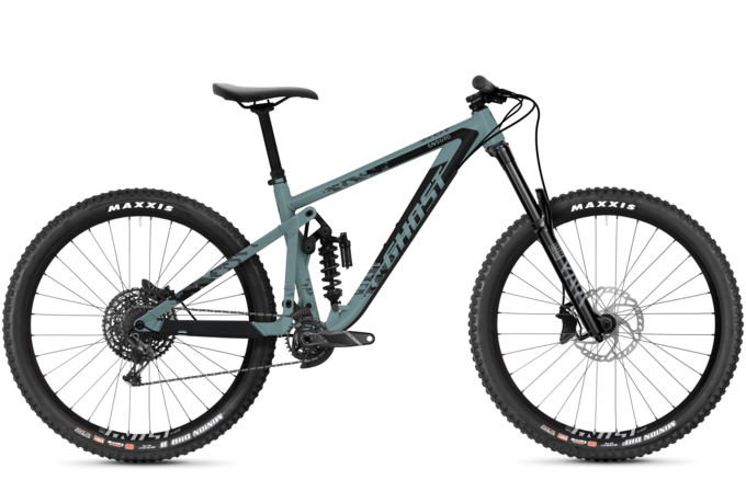 [Translate to Spanisch:] seitenansicht mtb fully ghost bikes riot en essential