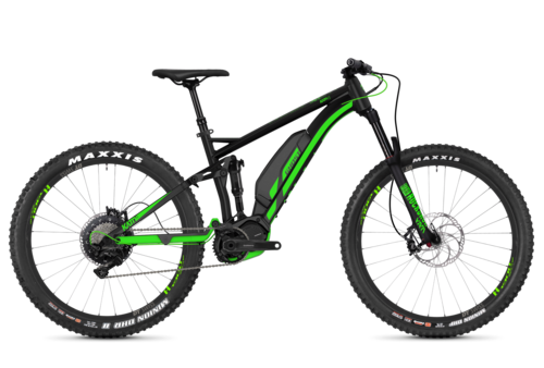 Hyb Kato FS S6.7+ AL Mountainbike Fahrrad Fully GHOST