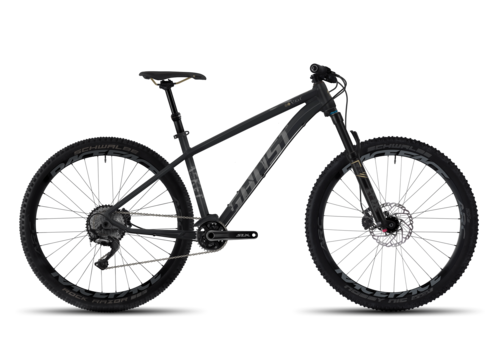 ASKET 7 AL Mountainbike MTB / Fahrrad Hardtail GHOST
