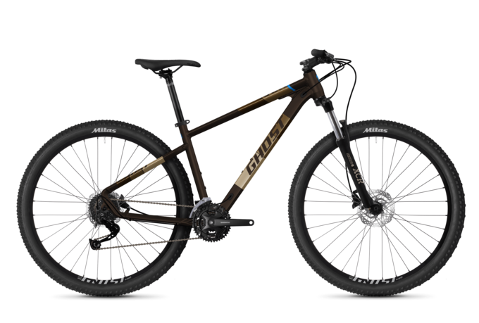 [Translate to English:] hardtail mtb 29 zoll ghost bikes kato universal