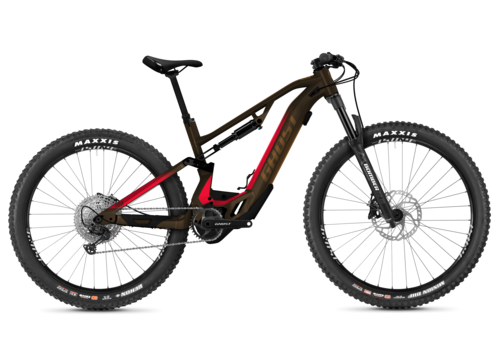 e bike mtb ghost bikes hybride asx essential