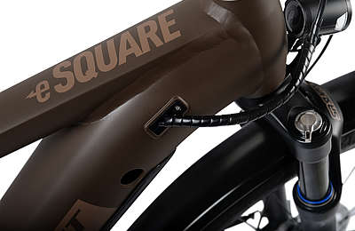 GHOST E-SQUARE Trekking E-Bike Details