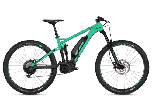 Hyb Lanao FS S4.7+ AL Mountainbike Fahrrad Fully GHOST