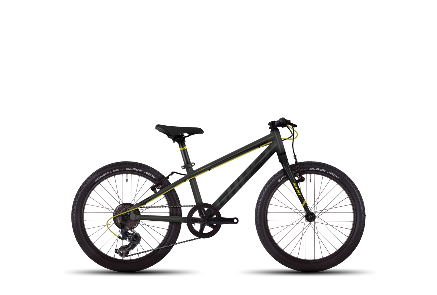 Kato Kid 1 AL 20 Mountainbike MTB / Fahrrad Hardtail GHOST