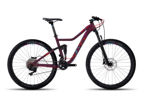 Lanao FS 5 AL Mountainbike MTB / Fahrrad Fully GHOST