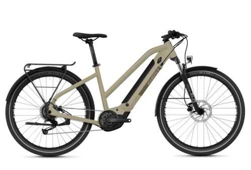 e bike trekking ghost bikes square trekking essential