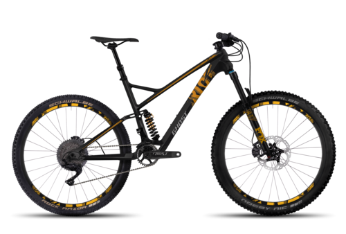 RIOT 10 UC Mountainbike MTB / Fahrrad Fully GHOST