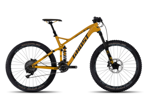 FR AMR 8 LC Mountainbike MTB / Fahrrad Fully GHOST