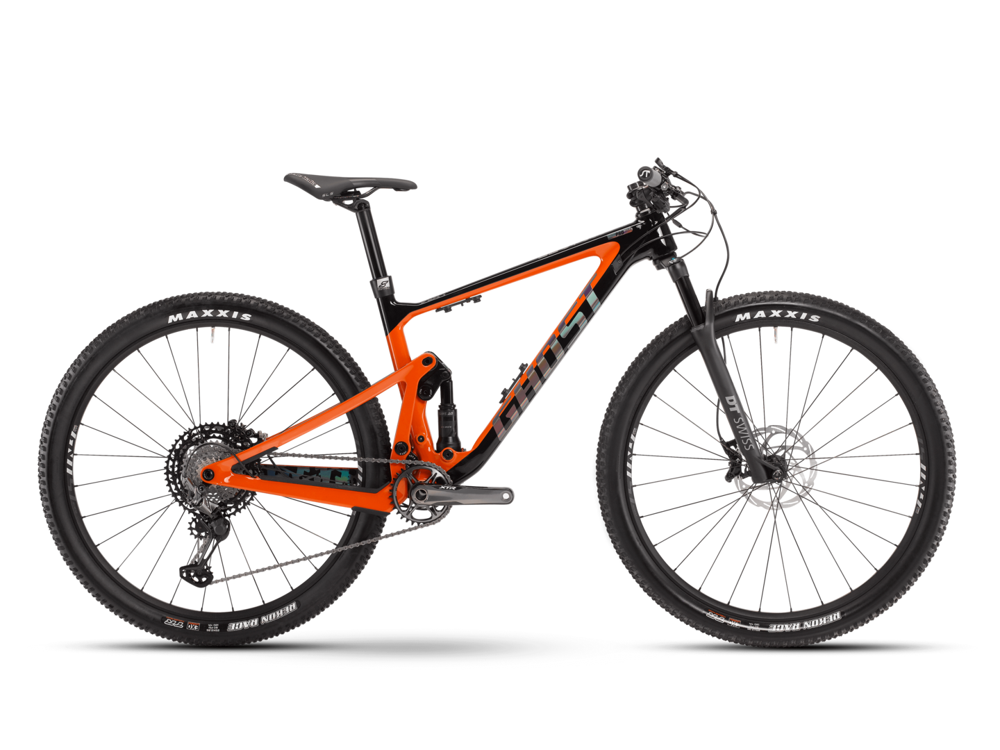 fully mtb ghost bikes lector fs pro