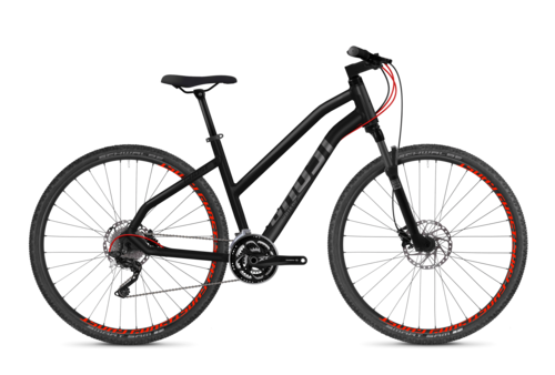 Square Cross 7.8 AL W Fahrrad Lanes GHOST