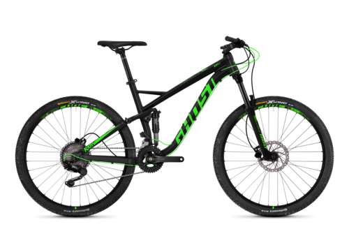 Kato FS 2.7 AL Mountainbike MTB / Fahrrad Fully GHOST