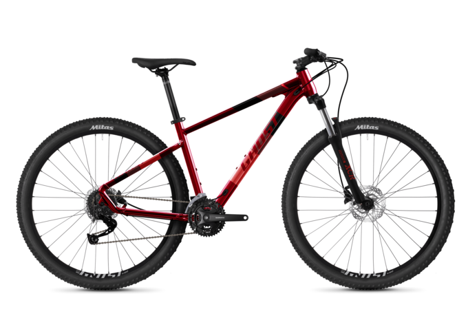 [Translate to Spanisch:] hardtail mtb ghost bikes kato universal