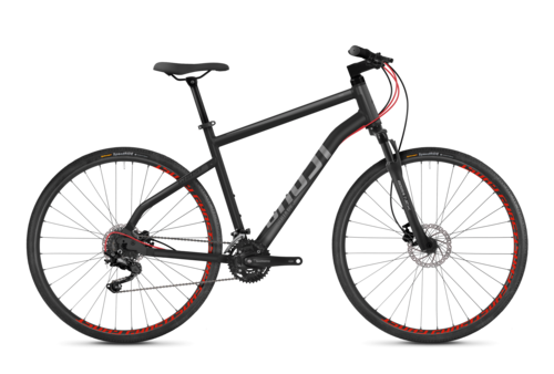 Square Cross 4.8 AL Fahrrad Lanes GHOST