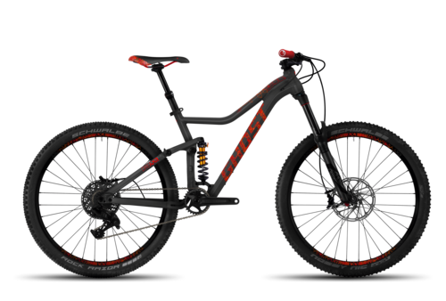 DRE AMR X 7 AL Mountainbike MTB / Fahrrad Fully GHOST
