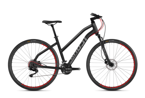 Square Cross 4.8 AL W Fahrrad Lanes GHOST