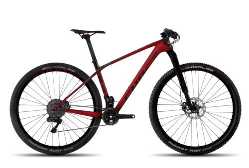 LECTOR 10 UC Mountainbike MTB / Fahrrad Hardtail GHOST