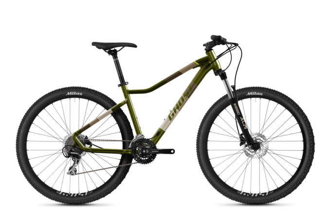 mtb hardtail ghost bikes lanao essential