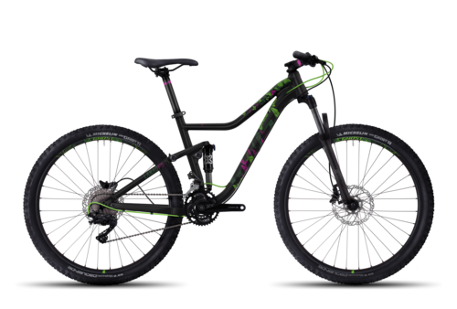 Lanao FS 3 AL Mountainbike MTB / Fahrrad Fully GHOST