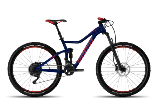 DRE AMR 4 AL Mountainbike MTB / Fahrrad Fully GHOST