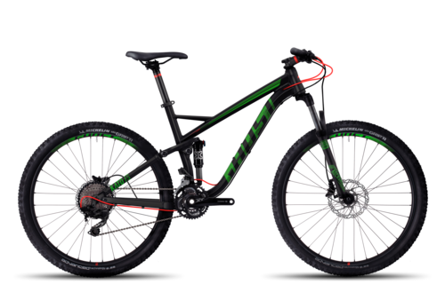 Kato FS 3 AL Mountainbike MTB / Fahrrad Fully GHOST