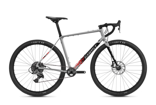 seitenansicht gravelbike ghost bikes road rage fire advanced