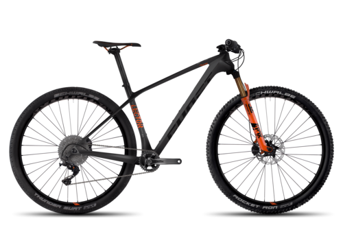 LECTOR 9 UC Mountainbike MTB / Fahrrad Hardtail GHOST