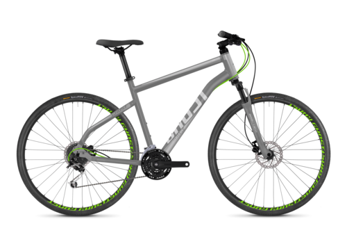 Square Cross 2.8 AL Fahrrad Lanes GHOST