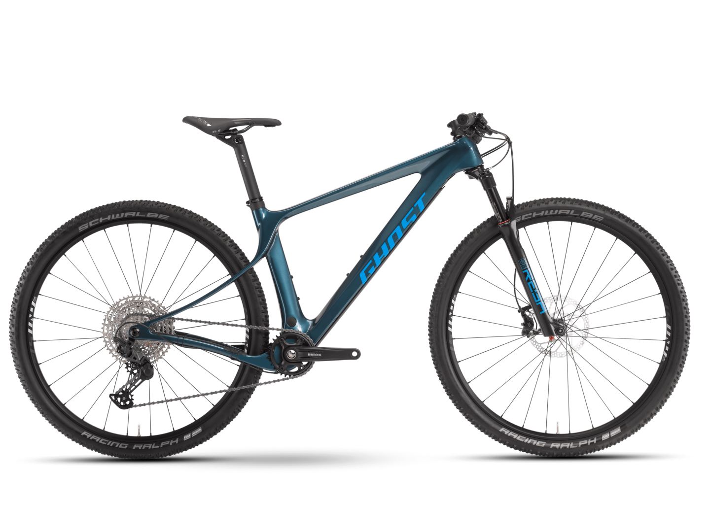 [Translate to English:] seitenansicht ghost bikes lector essential mtb hardtail