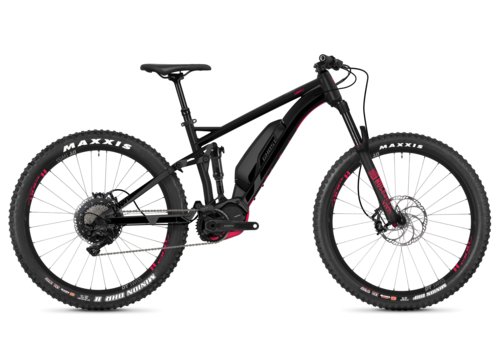 Hyb Lanao FS S6.7+ AL Mountainbike Fahrrad Fully GHOST
