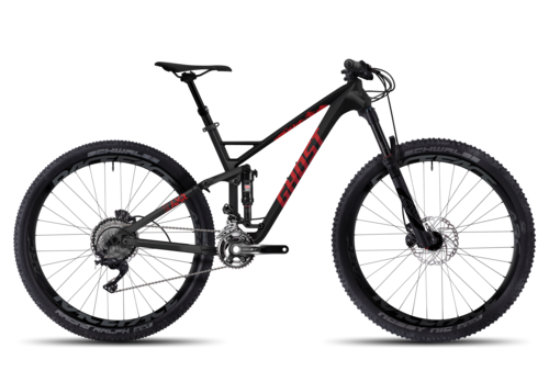SL AMR 7 LC Mountainbike MTB / Fahrrad Fully GHOST