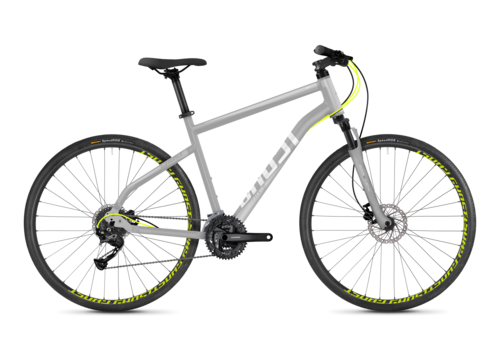 Square Cross 1.8 AL Fahrrad Lanes GHOST