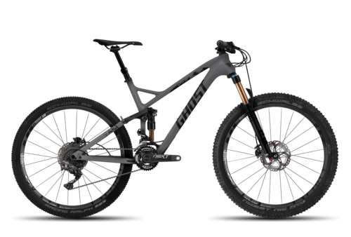 SL AMR 9 LC Mountainbike MTB / Fahrrad Fully GHOST