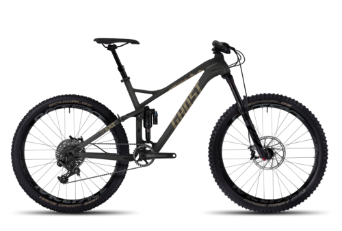 SL AMR X 5 AL Mountainbike MTB / Fahrrad Fully GHOST