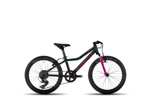 Lanao Kid 2 AL 20 Mountainbike MTB / Fahrrad Hardtail GHOST