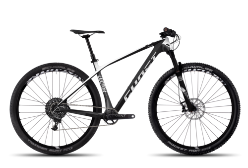 LECTOR 8 LC Mountainbike MTB / Fahrrad Hardtail GHOST