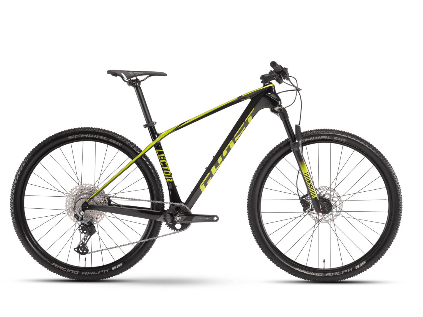 [Translate to English:] GHOST-Bikes LECTOR Base MTB Hardtail