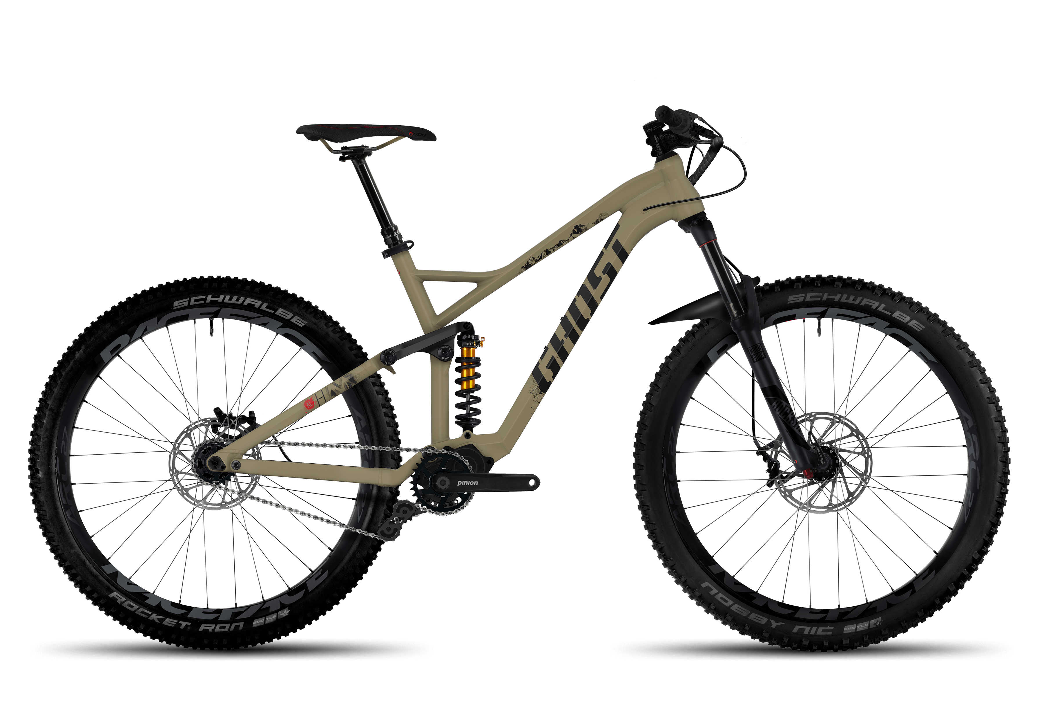 H AMR X AL Mountainbike MTB / Fahrrad Fully GHOST