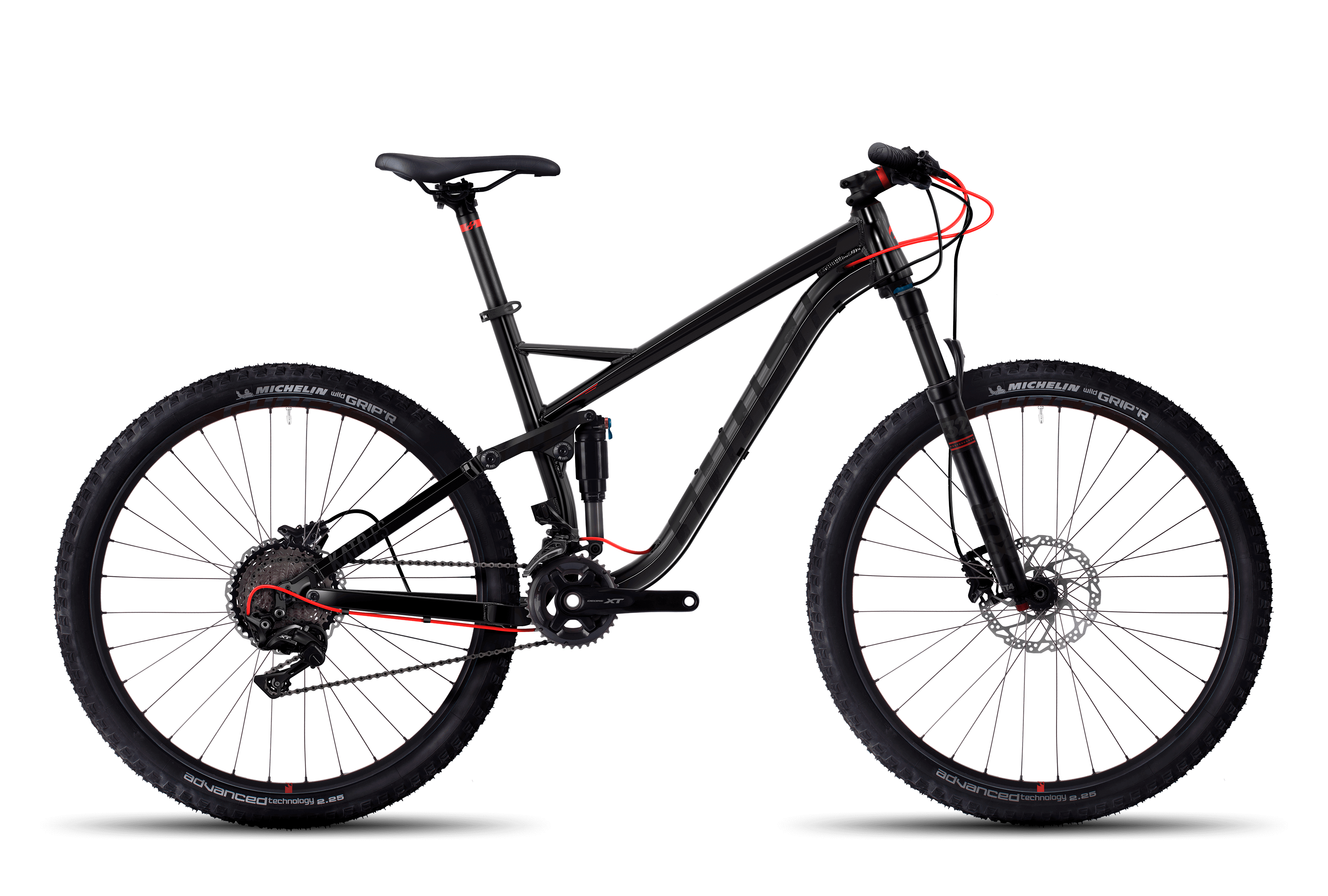 Kato FS 5 AL Mountainbike MTB / Fahrrad Fully GHOST