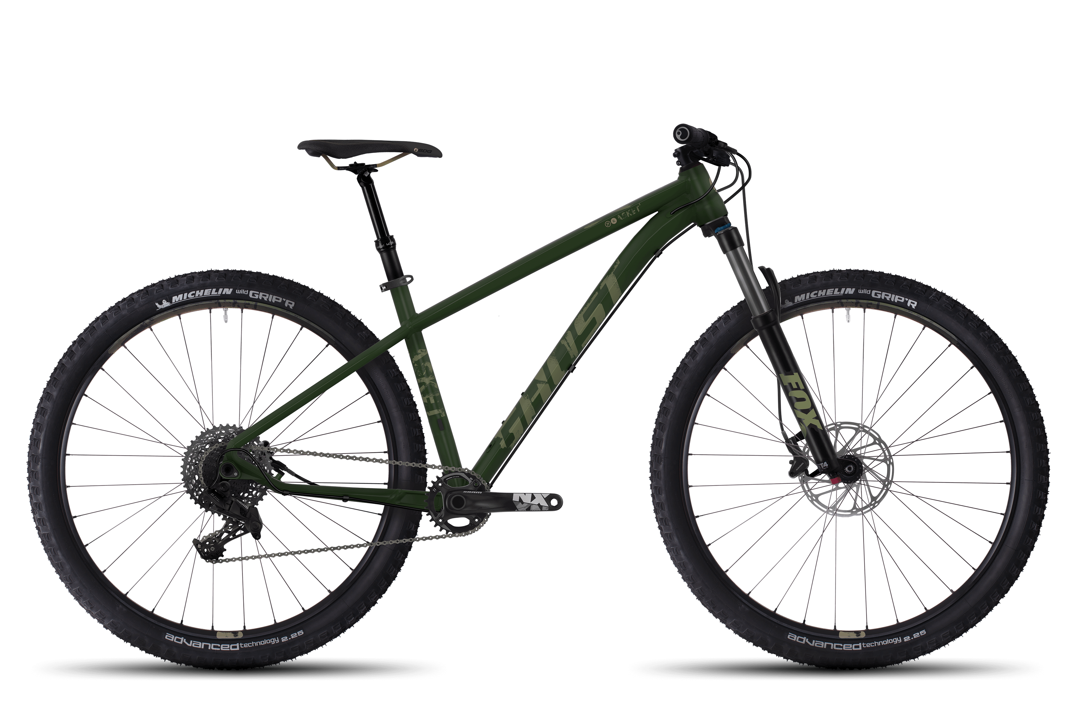 ASKET 5 AL Mountainbike MTB / Fahrrad Hardtail GHOST