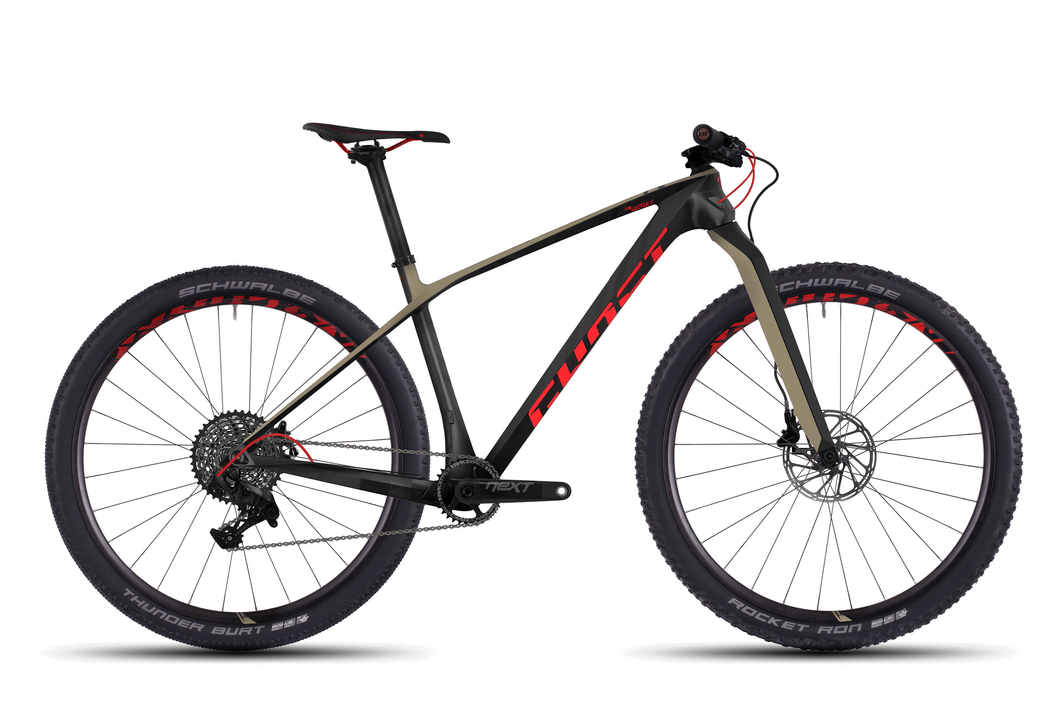 LECTOR X 8 UC Mountainbike MTB / Fahrrad Hardtail GHOST