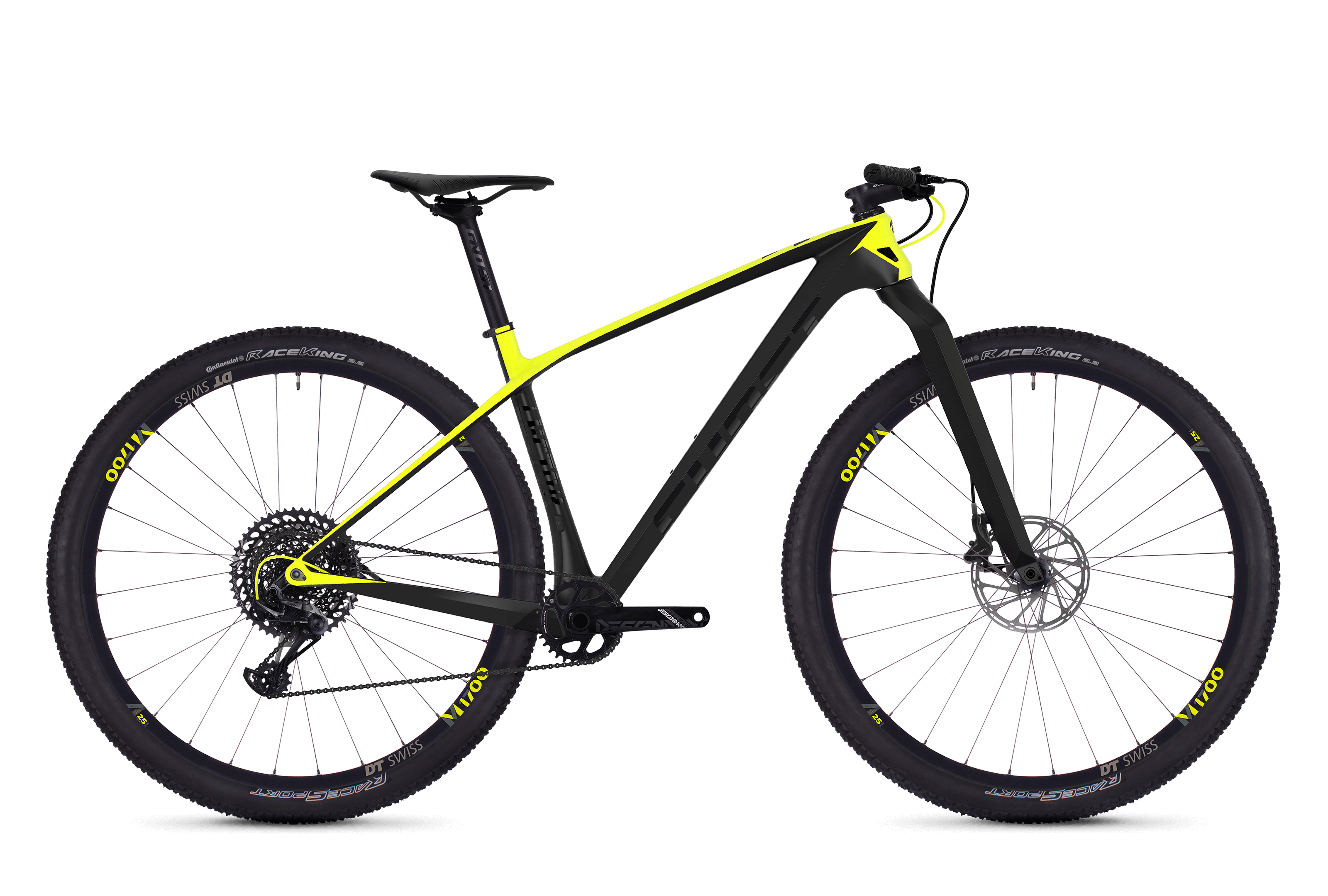 LECTOR X 8.9 UC Mountainbike MTB / Fahrrad Hardtail GHOST