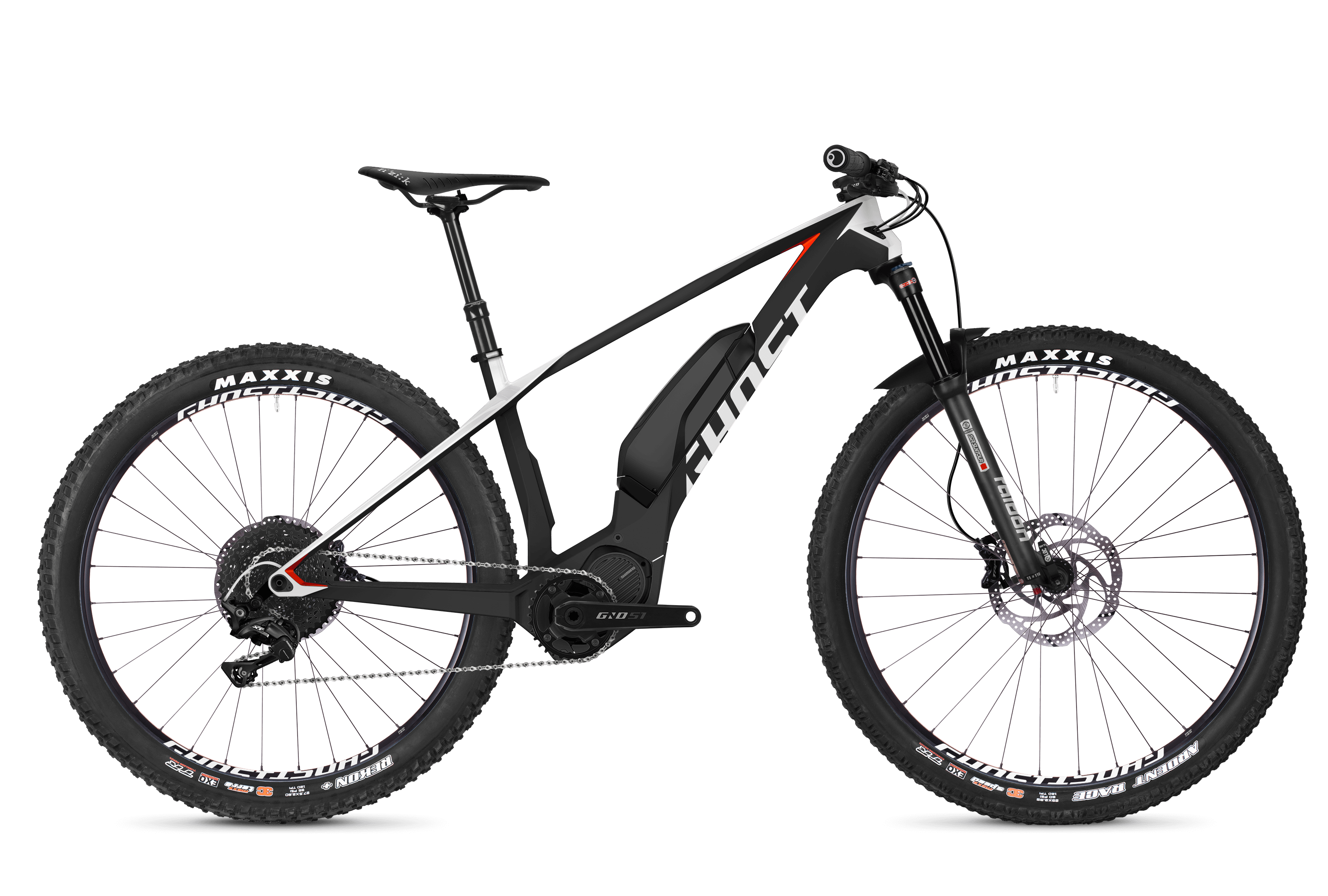 Hybride Lector S4.7+ LC Mountainbike Fahrrad Hardtail GHOST