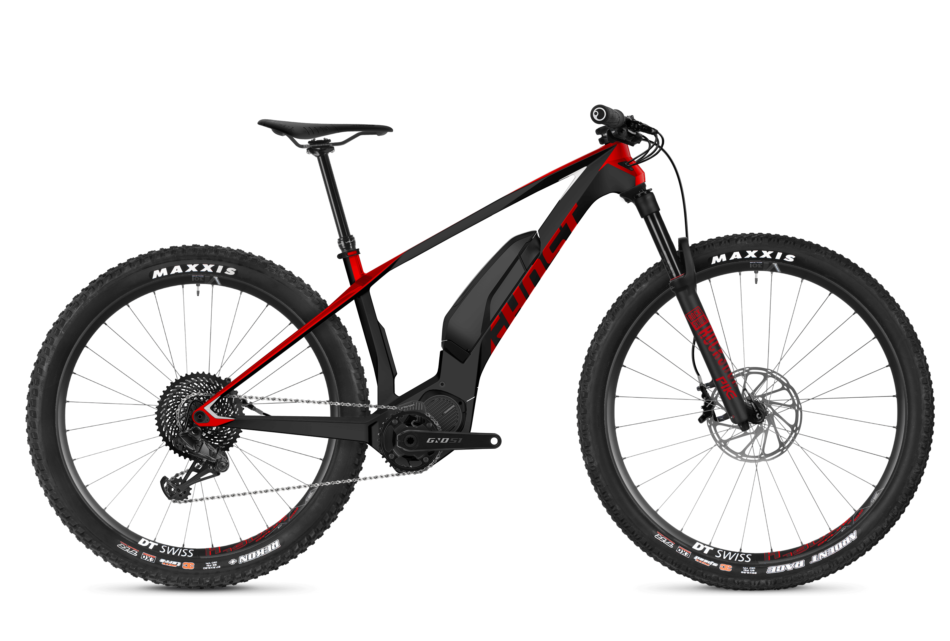 Hybride Lector S6.7+ LC Mountainbike Fahrrad Hardtail GHOST